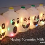 ghost milk jugs