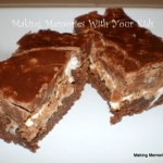 choco mallow brownies