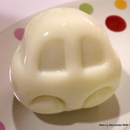 Hard Boiled Eggs Served With A Smile