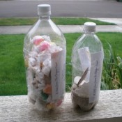 mailable beach bottles
