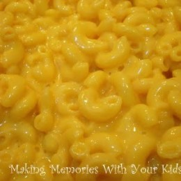 {Crazy Cooking Challenge} Creamy Stove Top Macaroni and Cheese
