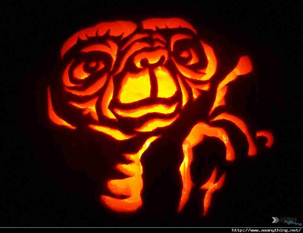 pumpkin carving: i wish i could do that - making memories with