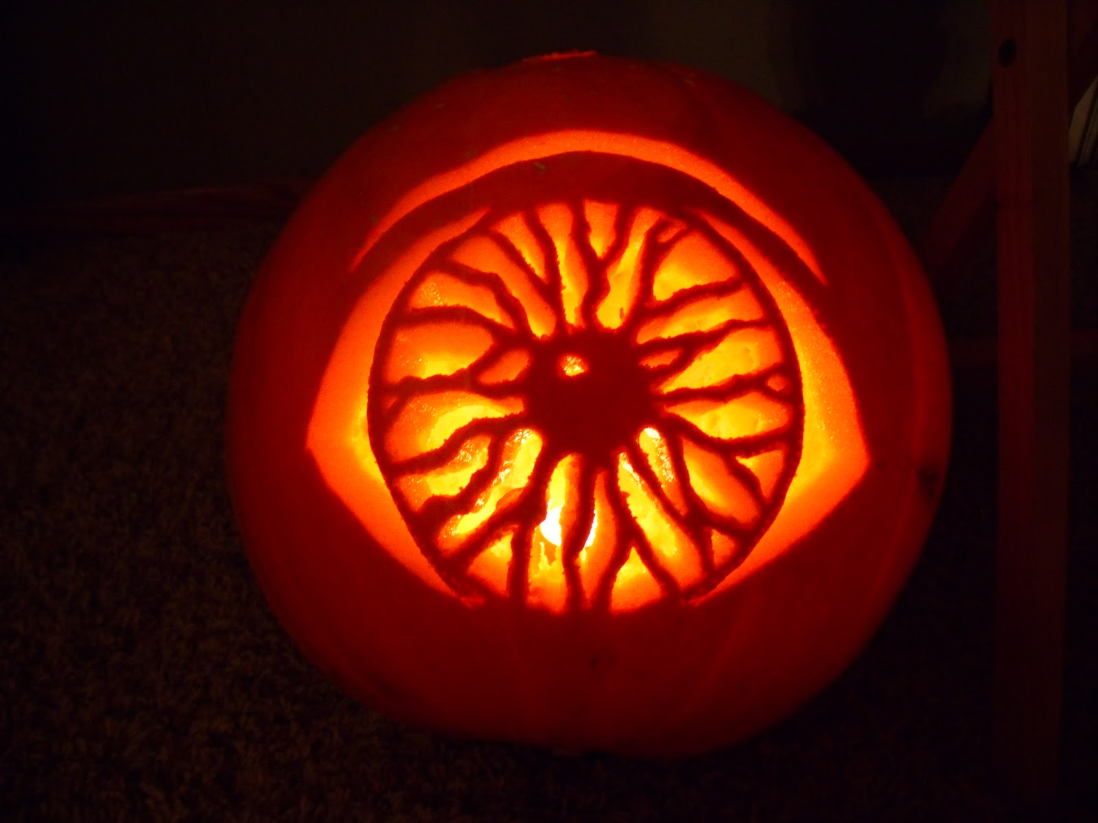 Pumpkin Carving: I Wish I Could Do That - Making Memories With ...