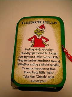 picture regarding Grinch Pills Printable named Cost-free Xmas Printables and Reward Programs - Manufacturing Recollections
