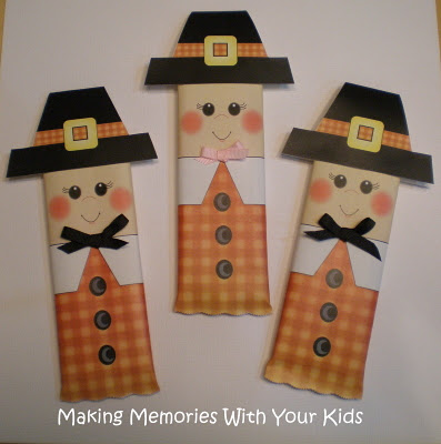 free printable snowman candy wrapper | just b.CAUSE