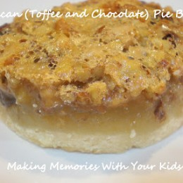 {Secret Recipe Club} Pecan Pie Bars