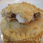 mini s'mores hand pie