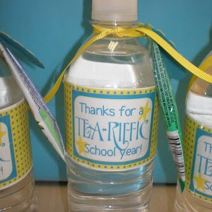 tea-riffic school year gift idea