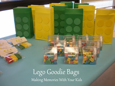 A Lego Birthday Party Extravaganza - Making Memories With Your Kids