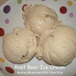 root beer ice cream