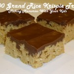 100 grand rice krispie treats