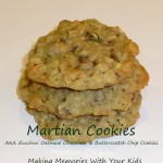 zucchini chocolate butterscotch chip cookies