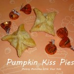 pumpkin kiss pies