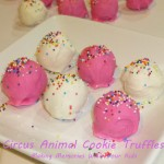 circus animal cookies truffles