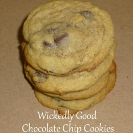 Wicked Good Chocolate Chip Cookies