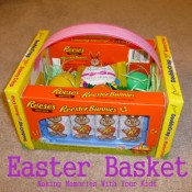 edible candy easter baskets