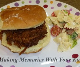 Slow Cooker Pulled Pork {Crock Pot}