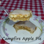 campfire apple pie