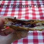 campfire raspberry pop tarts