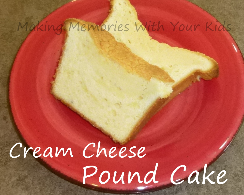 Cream-Cheese Pound Cakes Recipe — Dishmaps