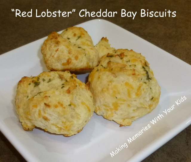 Red Lobster Cheddar Bay Biscuits Recipe — Dishmaps