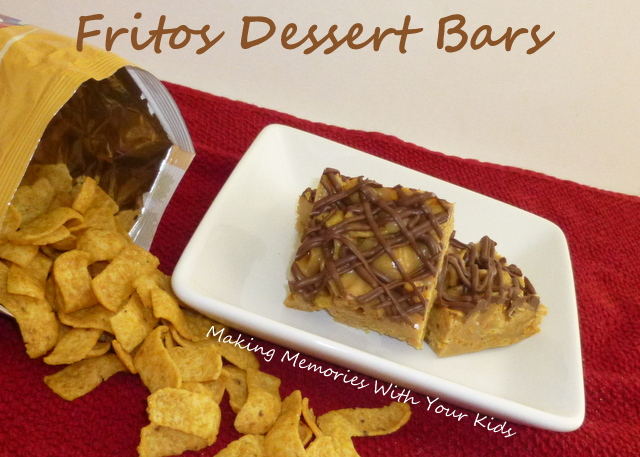 Fritos Dessert Bars from Making Memories With Your Kids