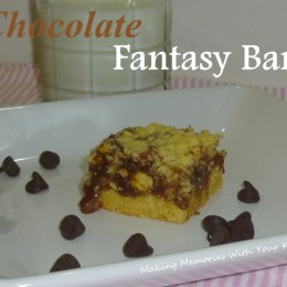 Chocolate Fantasty Bars