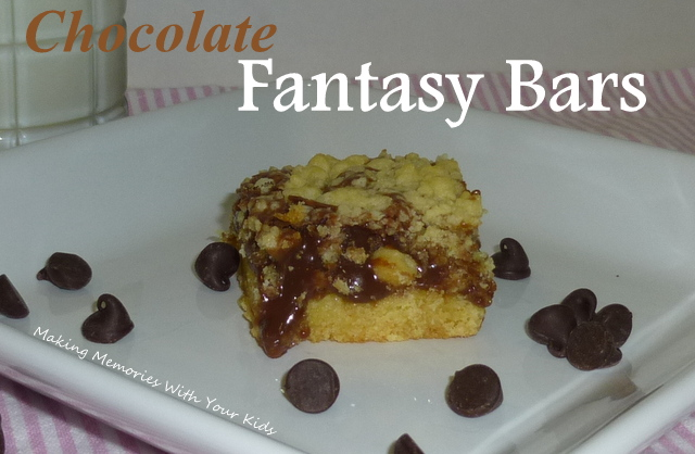 chocolate fantasy bars