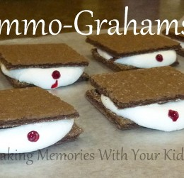 Mammo-grahams for Breast Cancer Awareness