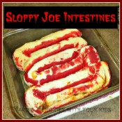sloppy joe intestines