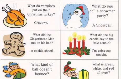 christmas lunch box notes jokes