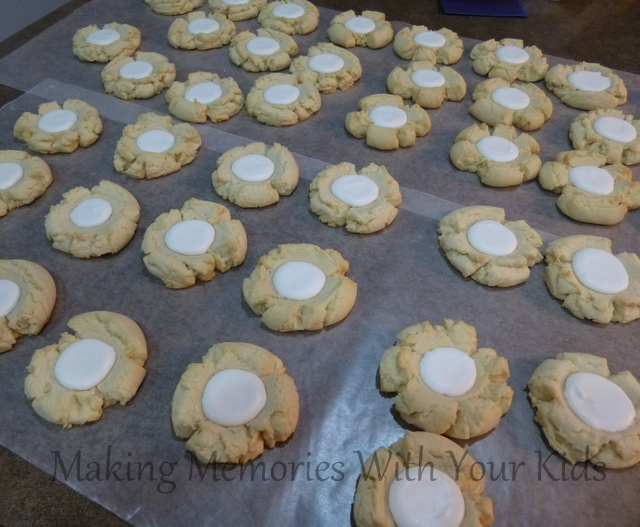 Suagr Cookies with Royal Icing