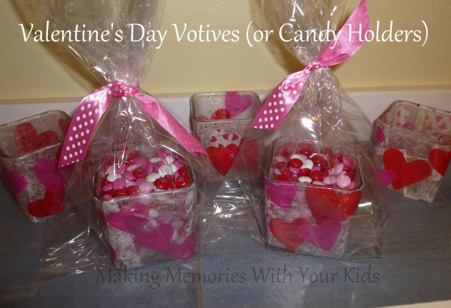 Valentine's Day Candy Holders