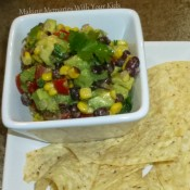Black Bean and Avocado Salsa