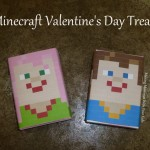 Minecraft Valentine's Day Gift Idea