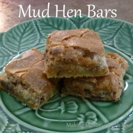 Mud Hen Bars & How to Separate An Egg