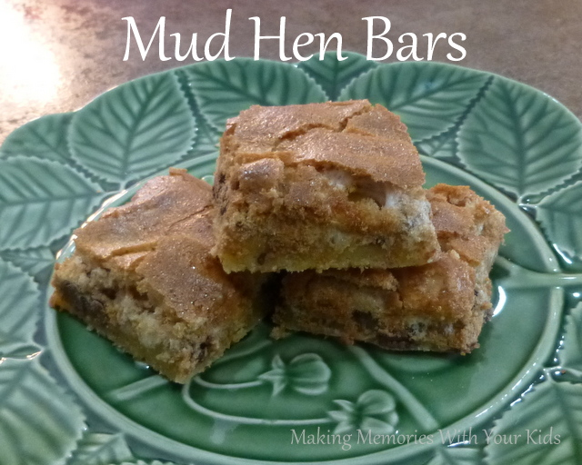 Mud Hen Bars & How to Separate An Egg - Making Memories With Your Kids