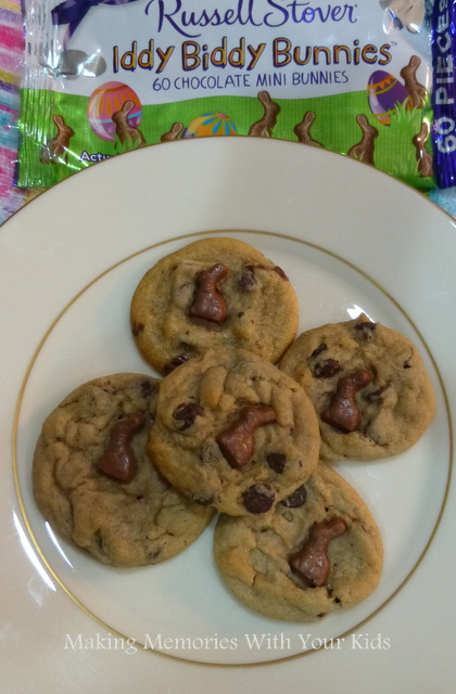 Chocolate Chip Cookies for Easter