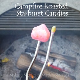 Campfire Roasted Starburst Candies
