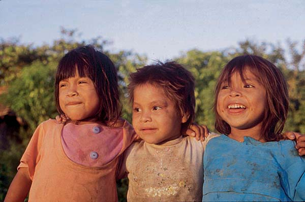 peruvian-children