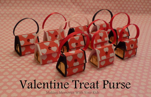 Valentine Treat Purse