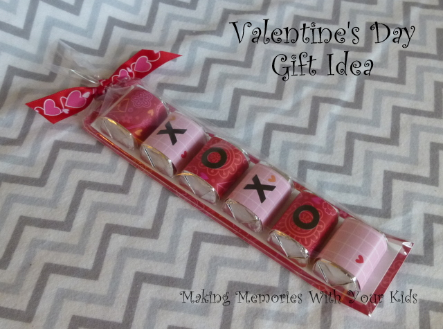 Valentine's Day Gift Idea - Hershey Nugget Chocolates Wrappers