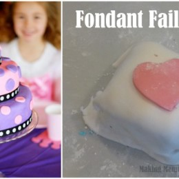 Marshmallow Fondant {Pinterest Fail}