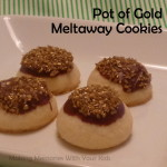 Pot of Gold Meltaway Cookies
