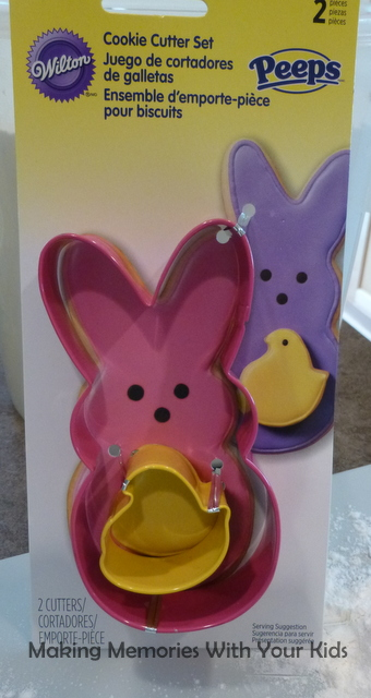 Wilton Peeps Cookie Cutter