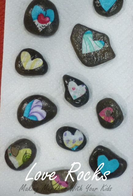 Love Rocks - Fun Craft for Kids