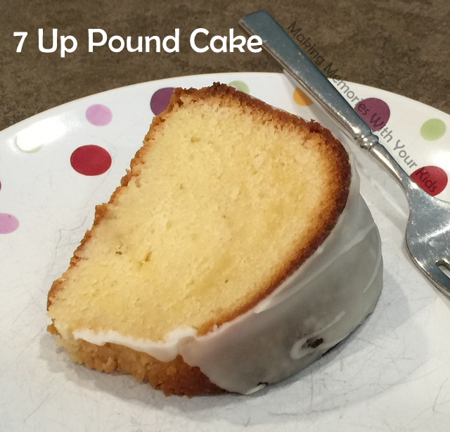 Homemade 7up pound cake recipe from scratch