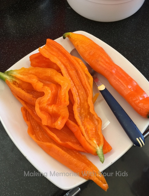 Peruvian Yellow Peppers (Aji Amarillo)