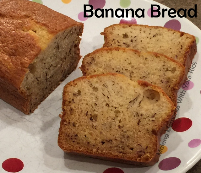 Mom's Banana Bread - The Best Recipe Ever