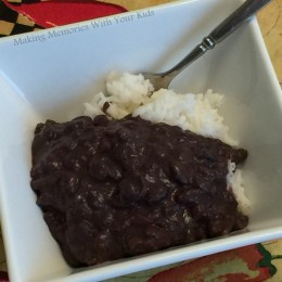 Brazilian Black Beans {Secret Recipe Club}